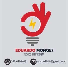 Técnico Electricista Em.