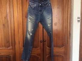 Pantalon Jean Marca Pacsun de Hombre