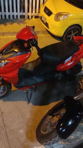 Se vende moto Sigma 4 tiempos