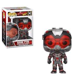 Hank-pym ant-man and the wasp marvel