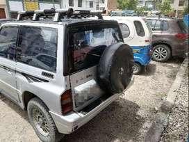 Venta de camioneta suzuki Escudo 1996
