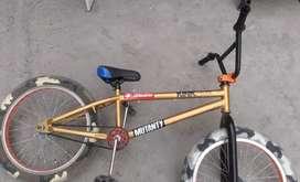 Vendo cicla bmx