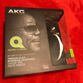 Audifonos Akg Q701 Quincy Jones Signatur