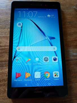 Tablet huawei con chip