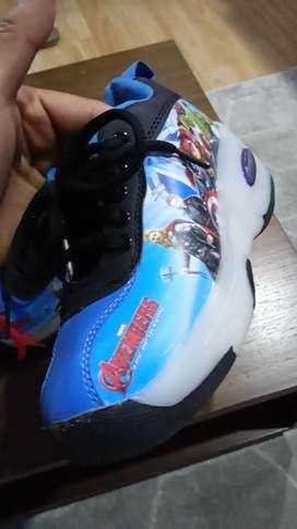 Zapato con rueda