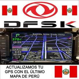 ACTUALIZACIÓN DE GPS DFK GLORY 580 PERU