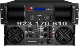Power Amplificador AudioCenter 1201 5400 W
