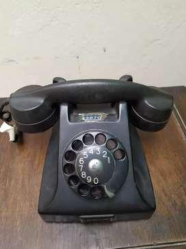 Telefono antiguo Funciona