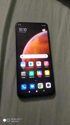 Vendo hermoso celular Xiaomi redmi note 9s de 128 gigas 4 de ram como nuevo camara de 48 megapíxeles cuádruples
