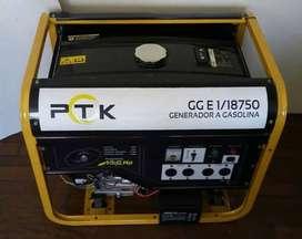 Generador de Corriente  PTK 7.5kw | 15hp | NUEVO