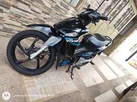 Se vende motocicleta Suzuki 125 Viva Style Mod 2017