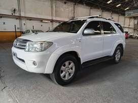 TOYOTA SW4 2011! IMPECABLE!! 7 ASIENTOS!