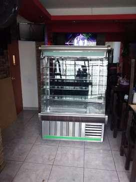 Exhibidora Congeladora