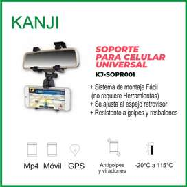 Soporte Universal Celular Smart Phone Mp4 Gps