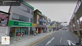 INTERBANK - OFICINA CERES 368.40 m2 - Carretera Central con Prolong Javier Prado