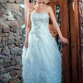 Vestido de Novia ¡Espectacular!