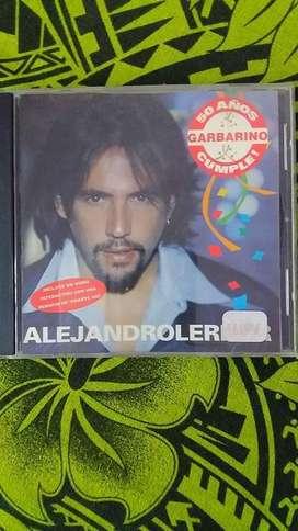 CD ALEJANDRO LERNER Campeones de la vida