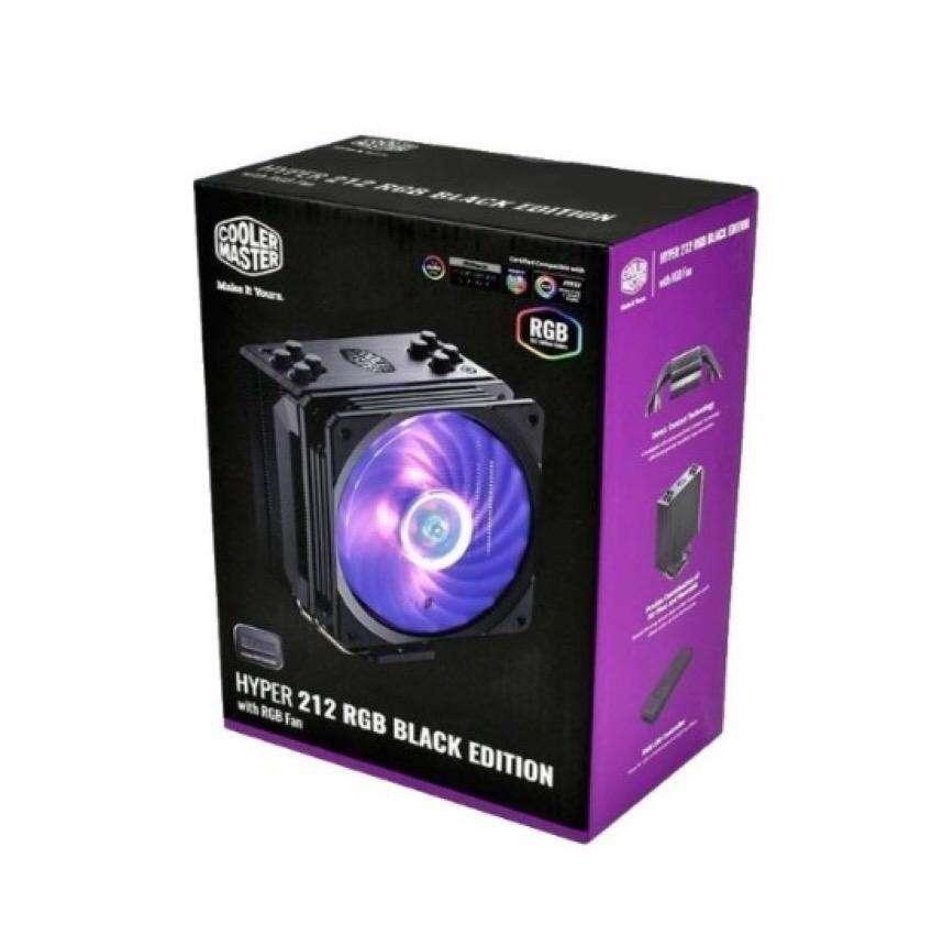 Disipador Hyper 212 RGB para Intel y AMD