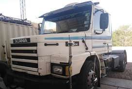 Scania 113 1994 tractor