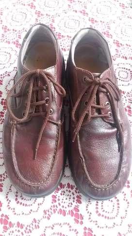 Zapatos cuero coppi  41terapeutico suela poliuretano, medicare footwear coppi comfortech diabetis espolon