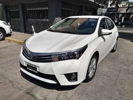 Part Vendo Corolla XEI 1.8 CVT 2016. Dolar a $73, Recibo Menor.