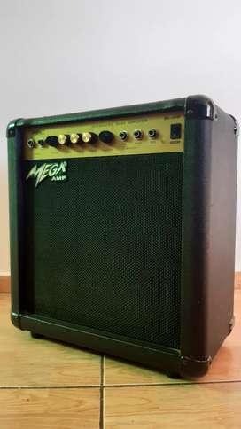 Amplificador para bajo Mega Amp ML-30B