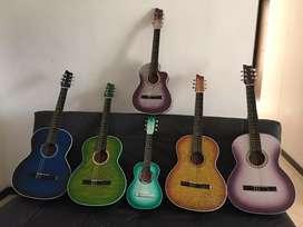 Vendo hermosas guitarras