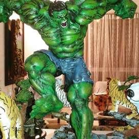 Figura Coleccionable de Hulk