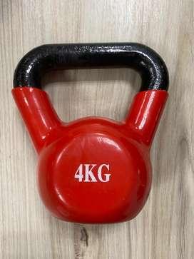 Kettlwbell 4 kilos