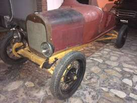 Baquet Ford A 1929 cola de bote