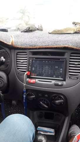 radios DVD TACTIL MP4 MP5 Y MÁS DOBLE DIN BLUETOOH INSTALADAS
