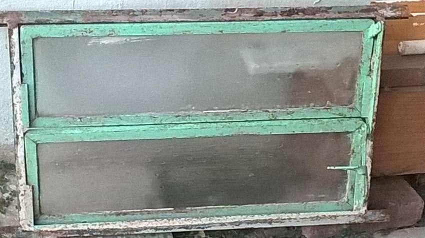 Vendo ventana hierro, 0.40 x 0.60 OPORTUNIDAD 0