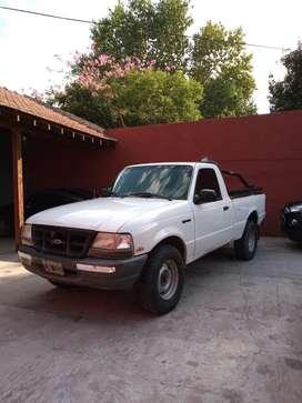 Ford Ranger  2.8 Turbo , año 2003  Motor  Power  STRKE 2.8 Turbo