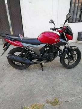 Yamaha szr 2014 150  libre pendiente  impuesto al dia