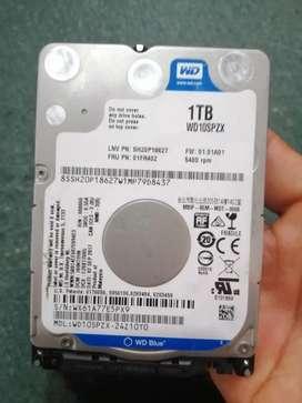 Disco duro original de 1tb (LAPTOP)