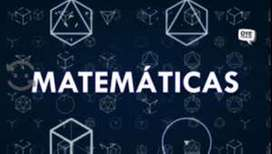 Asesoramiento clases matemática primaria secundaria