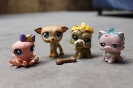 Juguetes Littlest pet shop originales