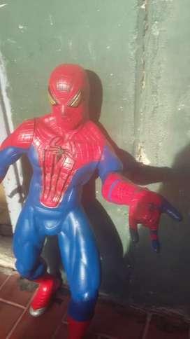 Vendo  hombre Araña.