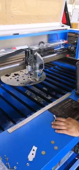 maquina laser metal y no metal