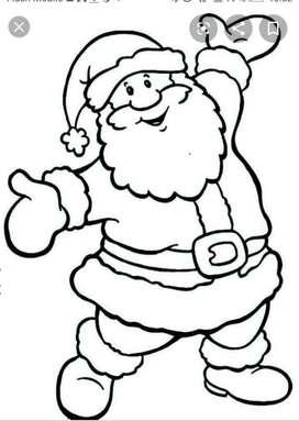 Decoración de Navidad en Icopor