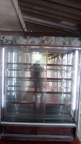 vendo vitrina exhibidora de panadería
