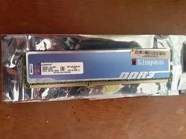Memoria Ram 4GB DDR3 Kingston
