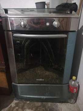 Se vende cocina de inducción si usar