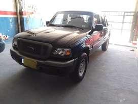 Ford Ranger XL plus 4x4 cab doble