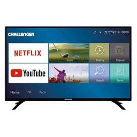 Televisor Chagenger 43'' Smart TV