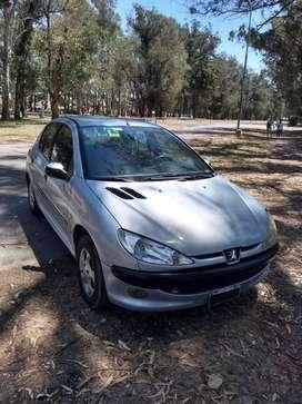 Vendo Peugeot 206 XRD Premium 2004