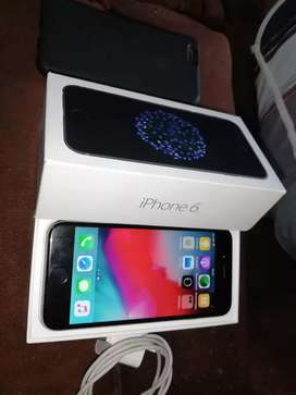 Vendo iphone 6esta 10 de 10