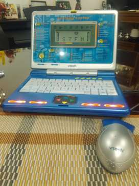 Laptop Learning Game en Inglés, EDUCATIVO, PARA NIÑOS
