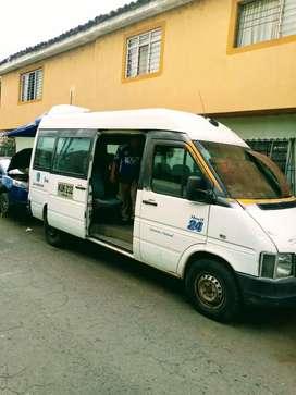 Buseta volkwagen 99