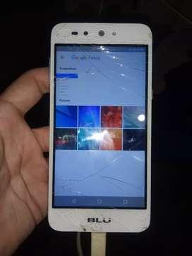 Celular Blu x lte para arreglar o repuestos.